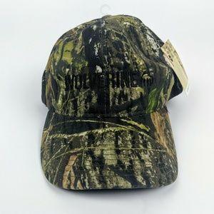 Michigan Wolverines Camouflage Mossy Oak Hat